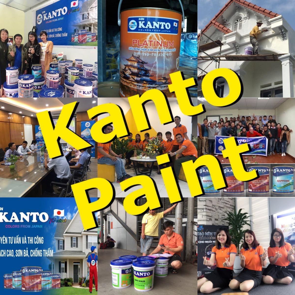 kanto paint