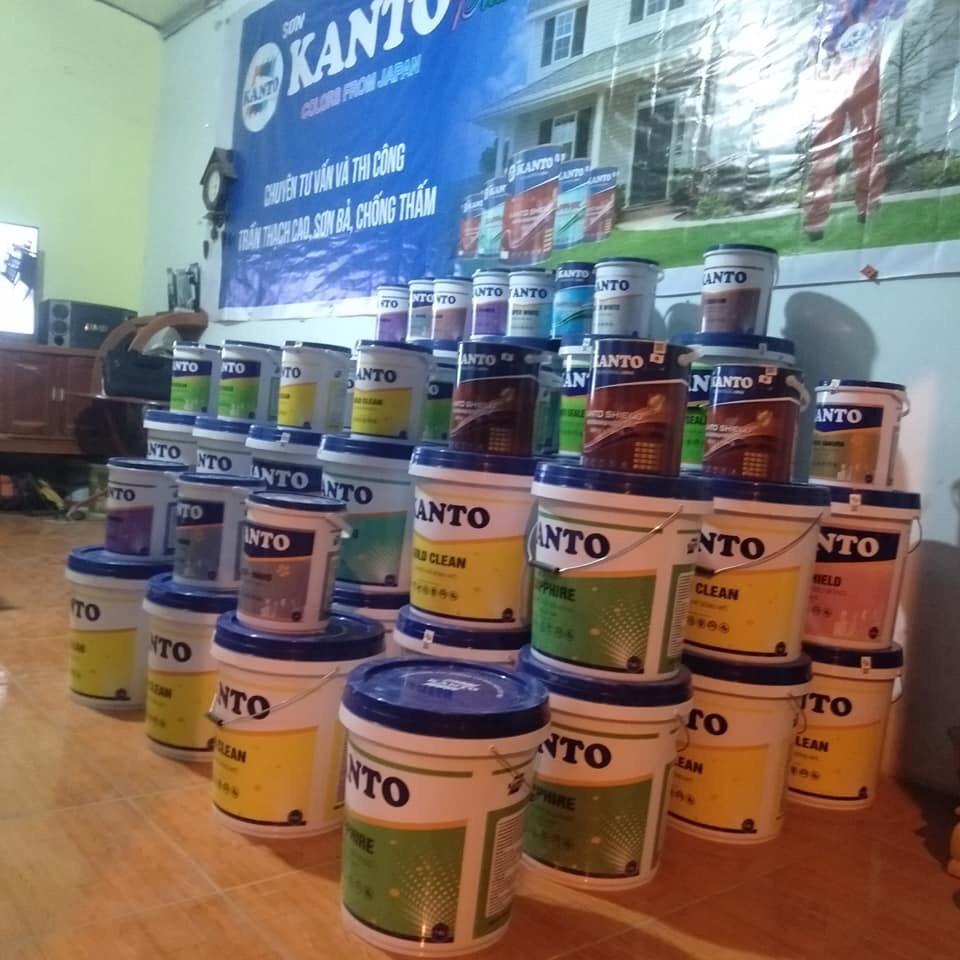 công ty sơn TNHH sơn Kanto Việt Nam